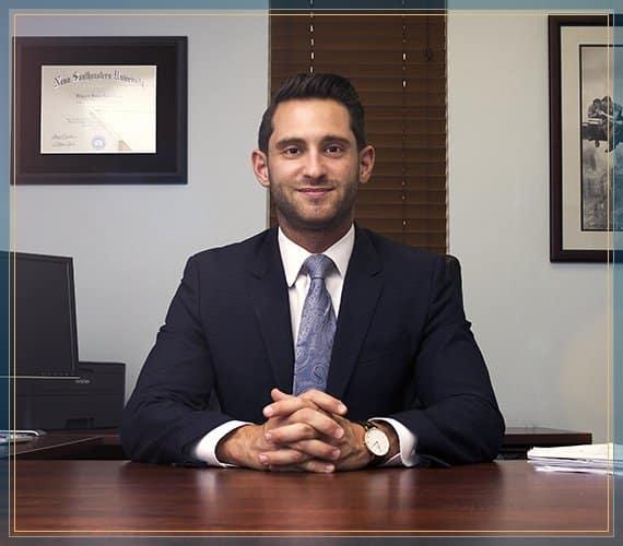 personal injury attorney Justin Weinstein