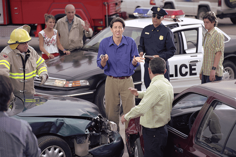 Steps to Take After You've Been Involved in a Car Accident