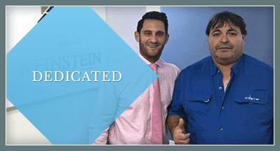 dedicated Florida attorney Justin Weinstein