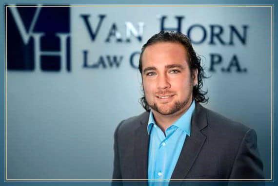 Attorney Chad Van Horn