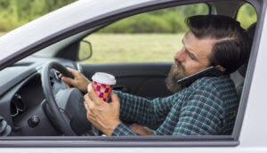 Distracted Driving Awareness Month Sheds Light for South FL Drivers