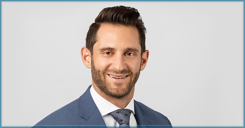 Justin Weinstein Personal Injury Lawyer and the Founder of Weinstein Legal