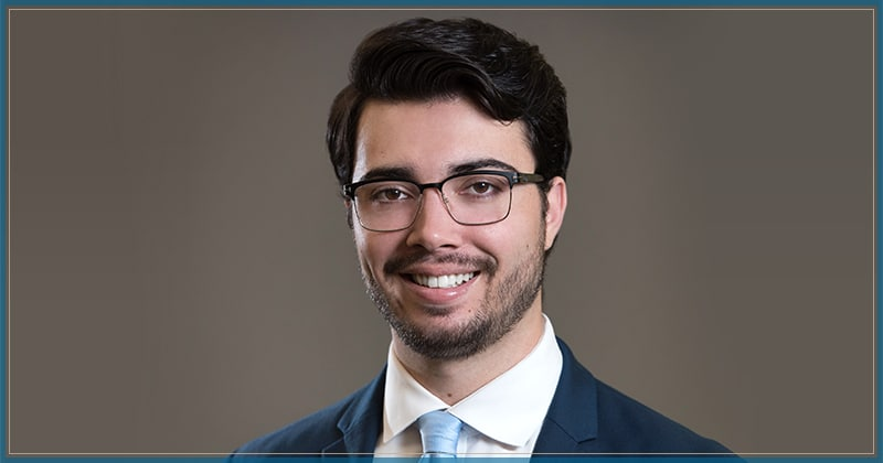 fort lauderdale law firm intern hayden wooster