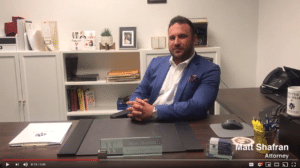 Video: Meet Weinstein Legal Criminal Defense Attorney Matt Shafran