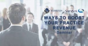 Ways to Boost Your Practice Revenue Seminar