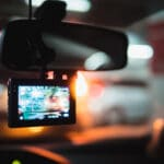 Dash cam recording auto accident injury in South Florida