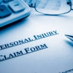 form for filing an personal injury claim in Florida