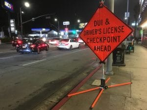 Everything You Need to Know About DUI Checkpoints in Florida