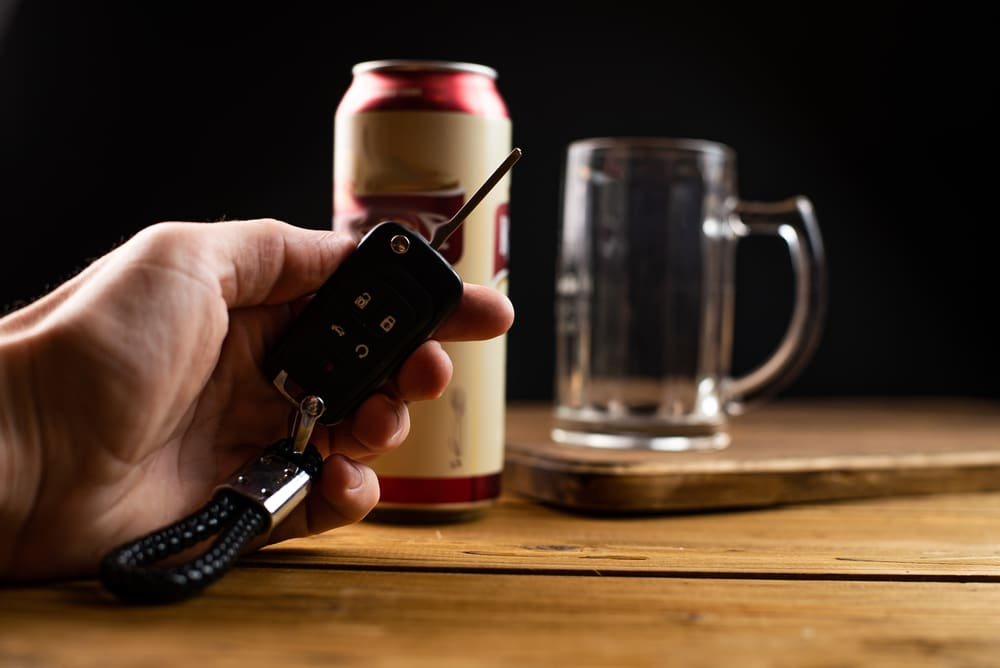 Local defense attorney for third-time DUI offense South FL