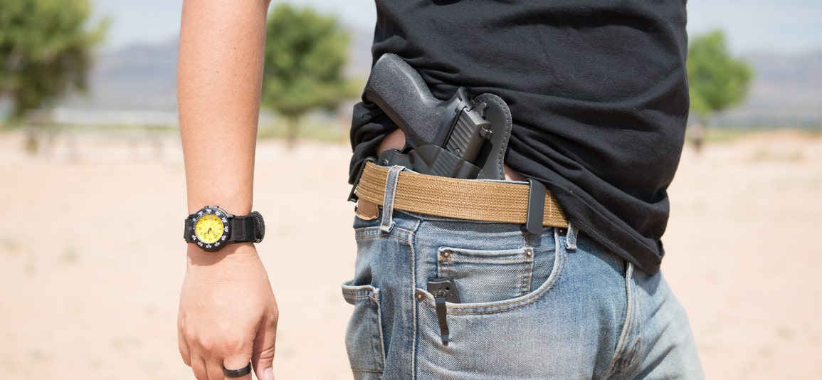 Defense attorney for illegal possession of firearm in South FL