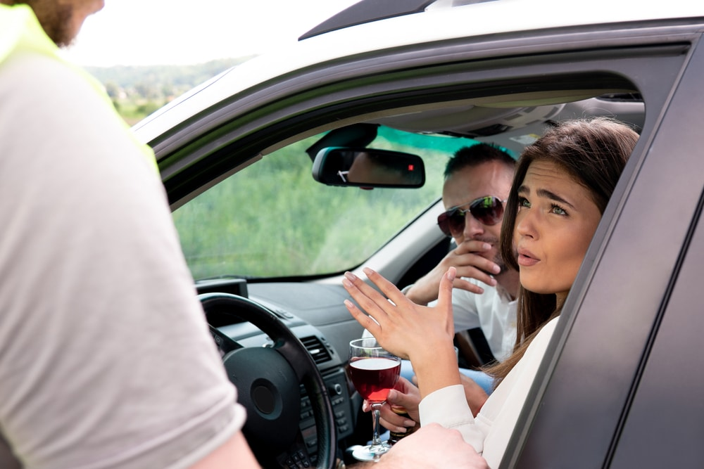 couples refusing DUI test after speaking to DUI attorney in South Florida